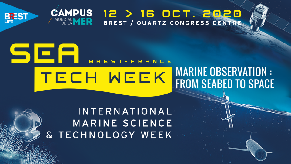 Sea Tech Week logo