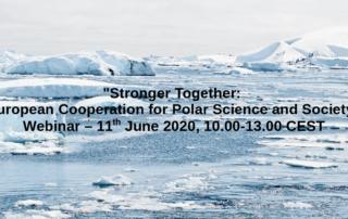 Polar science webinar