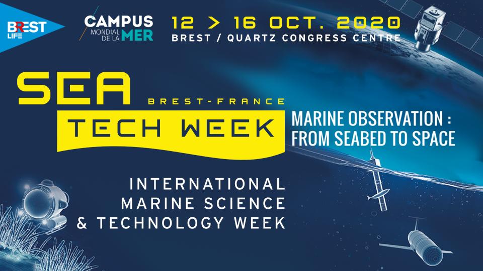 Sea Tech Week logo